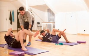 Jonathan Jones Pilates Classes Brighton The Loft