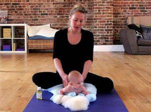 Baby Massage Brighton The Loft