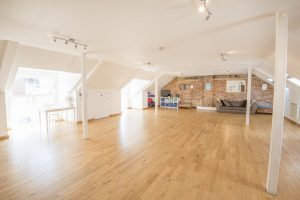 The Loft at LIttle Dippers | Brighton Venue