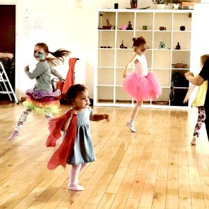 louise almeida dance classes brighton