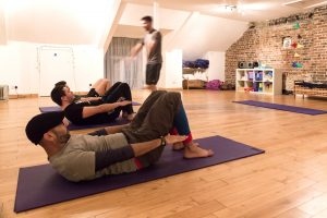 Jonathan Jones Pilates for men The Loft 1